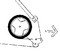 Drawing of how the new tape applicator works.